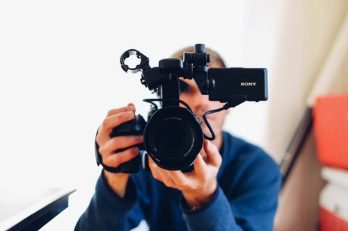 デジタルビデオカメラからの動画をDVDに保存