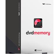 DVD Memory box