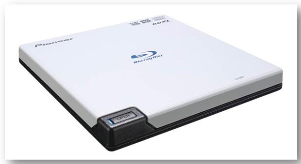 Pioneer BDR-XD04