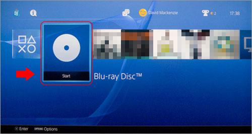 PS4で再生する方法